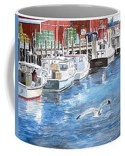 Union Wharf Coffee Mug