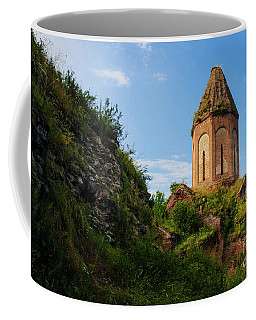 Unique Kirants Monastery On A Sunny Day, Armenia Coffee Mug