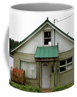 Coffee Mug featuring the photograph Unique Spaces by Brandy Little