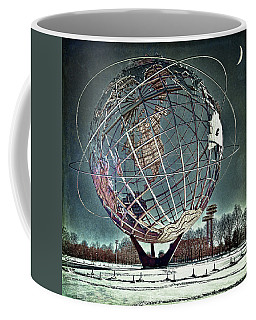 Unisphere Coffee Mug