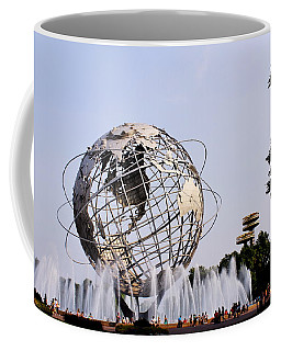 Unisphere Fountain Coffee Mug