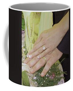 United Coffee Mug by Helen Haw