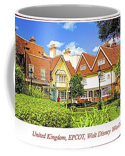 United Kingdom Buildings, Epcot, Walt Disney World Coffee Mug