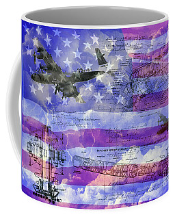 United States Armed Forces One Coffee Mug