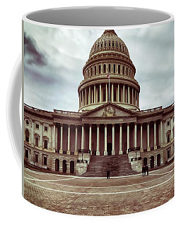 United States Capitol Building Coffee Mug