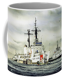 United States Coast Guard Boutwell Coffee Mug