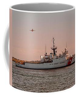 United States Coast Guard Cutter Escanaba Wmec-907 Coffee Mug