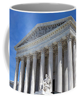 United States Supreme Court Building Coffee Mug