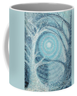 Coffee Mug featuring the painting Unity by Holly Carmichael