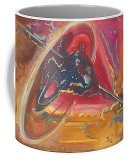 Universal Heart Coffee Mug