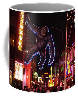 Universal King Kong Coffee Mug