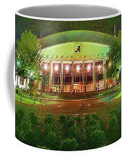 University Of Alabama Coleman Coliseum Coffee Mug