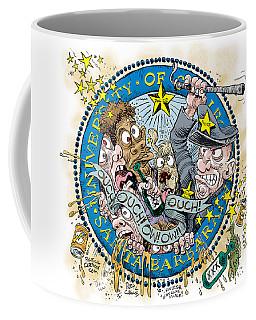 University Of California At Santa Barbara Seal Coffee Mug