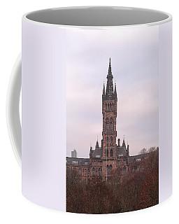 University Of Glasgow At Sunrise Coffee Mug