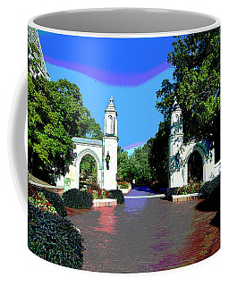 University Of Indiana Coffee Mug