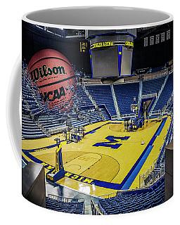 University Of Michigan Basketball Coffee Mug