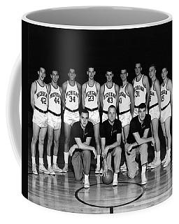 University Of Michigan Basketball Team 1960-61 Coffee Mug