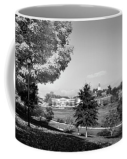 University Of North Georgia In Black And White Coffee Mug