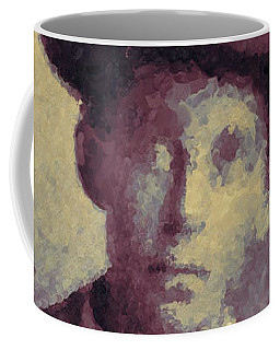 Unknown Boy In A Bowler Hat Coffee Mug