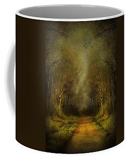 Unknown Footpath Coffee Mug