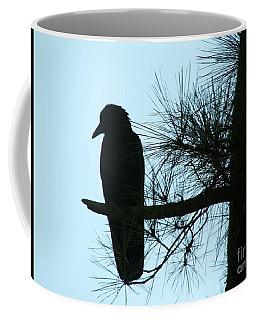 Unknown Visitor Coffee Mug
