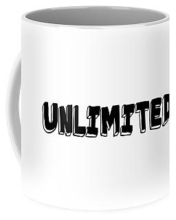 Unlimted Coffee Mug