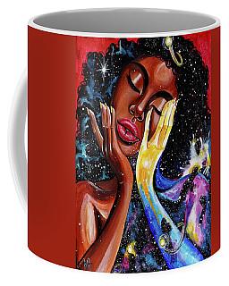 Unlocked U.never.see.all Coffee Mug