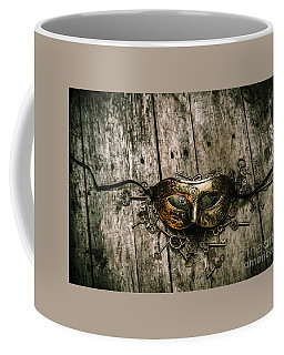 Unlocking A Golden Mystery Coffee Mug