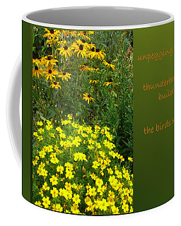 Unpegging Wash Haiga Coffee Mug