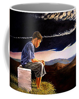 Unscarred Mountain Coffee Mug
