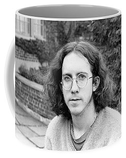 Unshaven Photographer, 1972 Coffee Mug