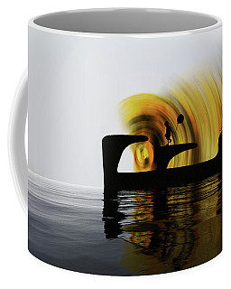 Until The Day God Will Deign To Reveal The Future To Man Coffee Mug