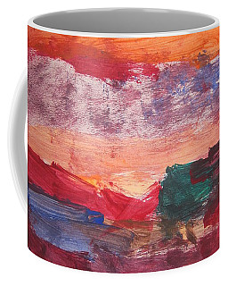 untitled 109 Original Painting Coffee Mug