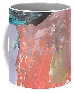 Untitled #11  Original Painting Coffee Mug