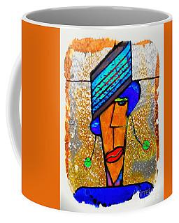 Lucy Brown Coffee Mug