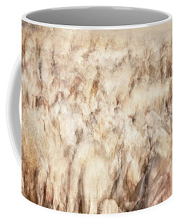 Untitled #3939, From The Soul Searching Series Coffee Mug