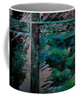 Fencing-1 Coffee Mug