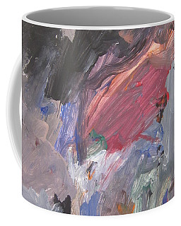 Untitled #6  Original Painting Coffee Mug
