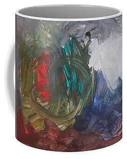 Untitled #60  Original Painting Coffee Mug