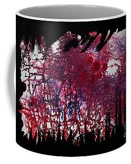 Red Ball Coffee Mug
