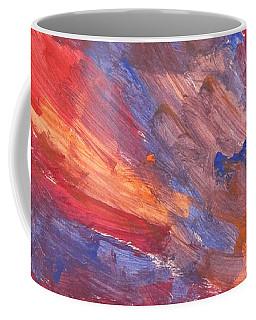 Untitled 95 Original Painting Coffee Mug