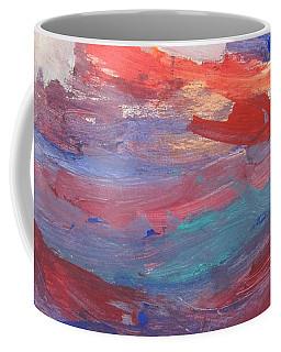 Untitled 96 Original Painting Coffee Mug