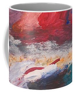 Untitled 98 Original Painting Coffee Mug