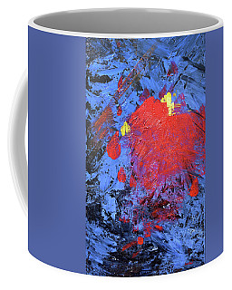 Untitled Abstract-7-817 Coffee Mug