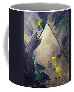 Untitled Abstract 730-17 Coffee Mug