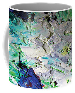 Untitled Abstract With Droplet ## Coffee Mug