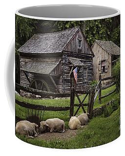 Untitled Cuttalossa Iv Coffee Mug