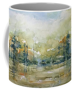 Untitled Cypress Coffee Mug by Robin Miller-Bookhout