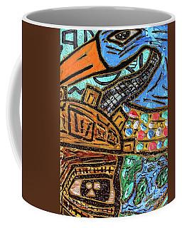 Untitled Olmec And Tehuti Coffee Mug