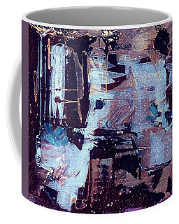 Coffee Mug featuring the painting Untitled by 'REA' Gallery